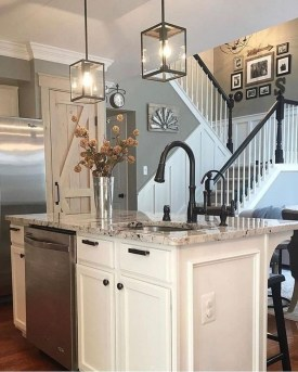 Elegant Farmhouse Kitchen Design Decor Ideas33