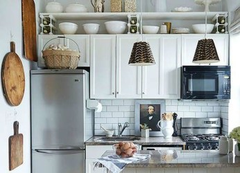Lovely Tiny House Kitchen Storage Ideas13