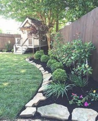 Smart Backyard Landscaping Ideas On A Budget14