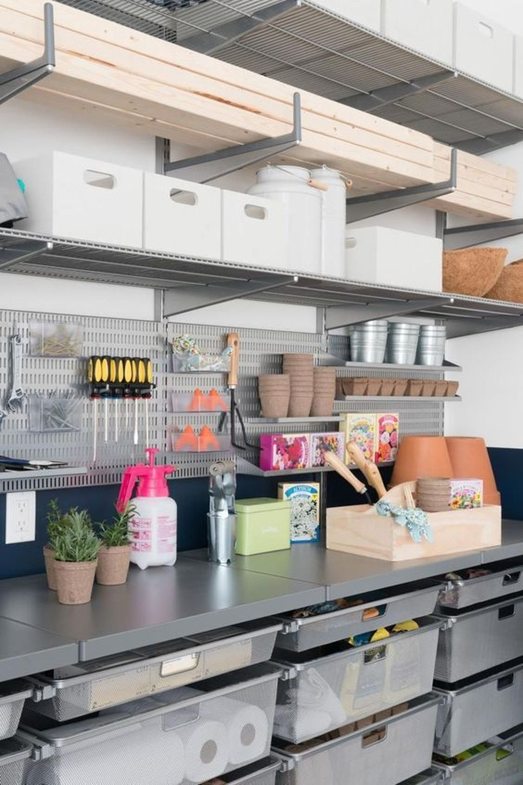 Smart Garage Organization Ideas32