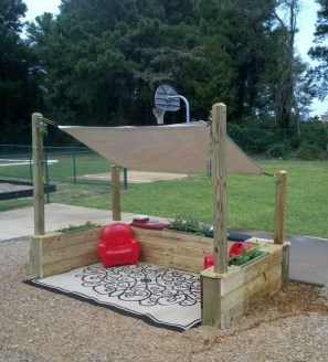 Wonderful Diy Playground Project Ideas For Backyard Landscaping10