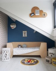 Affordable Attic Kids Room Decor Ideas04