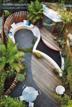 Attractive Small Backyard Design Ideas On A Budget37