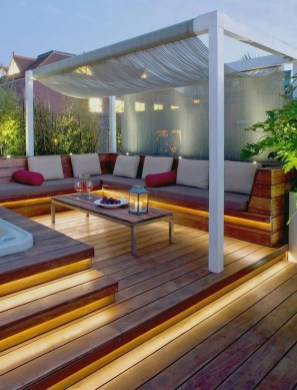 Beautiful Light Design Ideas For Garden30