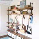 Charming Diy Shelves Ideas For Home33