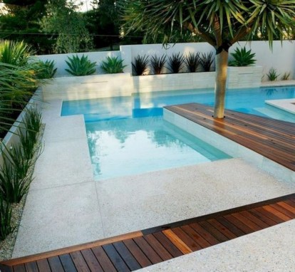 Comfy Mediterranean Swimming Pool Designs Ideas06