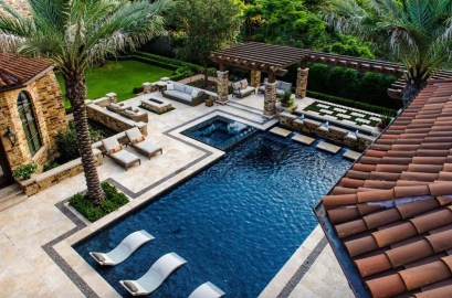 Comfy Mediterranean Swimming Pool Designs Ideas25