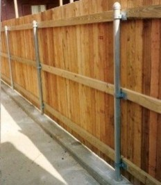 Inspiring Privacy Fence Ideas26
