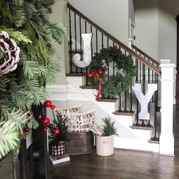 Pretty Landscaping Ideas For Holiday36