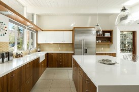 Relaxing Midcentury Decorating Ideas For Kitchen03