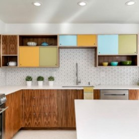 Relaxing Midcentury Decorating Ideas For Kitchen24
