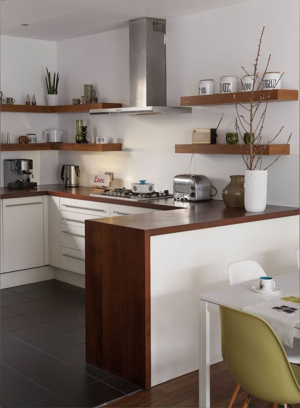 Relaxing Midcentury Decorating Ideas For Kitchen26
