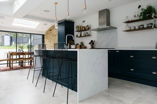Relaxing Midcentury Decorating Ideas For Kitchen27
