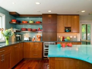 Relaxing Midcentury Decorating Ideas For Kitchen30