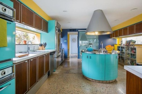 Relaxing Midcentury Decorating Ideas For Kitchen37