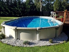 Affordable Ground Pool Landscaping Ideas05