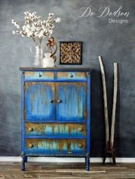 Awesome Distressed Furniture Ideas27