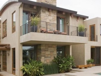 Creative Contemporary Design Ideas For Home Exterior26