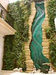 Cute Living Wall Décor Ideas For Indoor And Outdoor10
