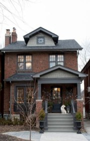 Elegant Brick Exterior Designs Ideas41
