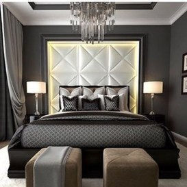 Fancy Bedroom Design Ideas To Get Quality Sleep18