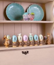Fascinating Easter Holiday Decoration Ideas For Home31