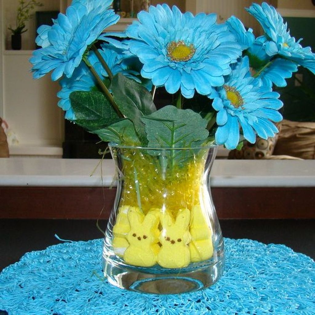 Fascinating Easter Holiday Decoration Ideas For Home36