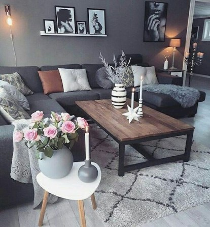Perfect Apartment Living Room Decor Ideas On A Budget13