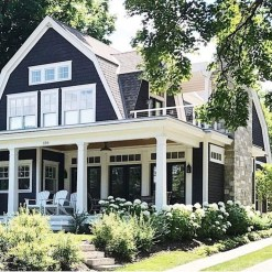 Popular Farmhouse Exterior Design Ideas28