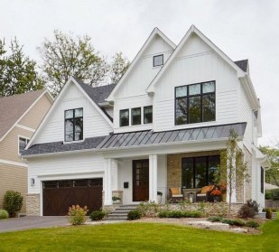 Popular Farmhouse Exterior Design Ideas35