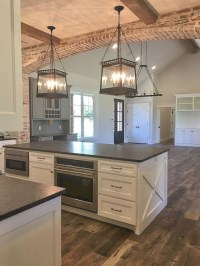 Pretty Farmhouse Kitchen Design Ideas To Get Traditional Accent19