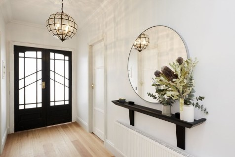 Relaxing Mirror Designs Ideas For Hallway27