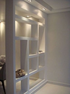 Stylish Storage Design Ideas For Small Spaces25