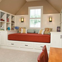 Unusual Attic Room Design Ideas35