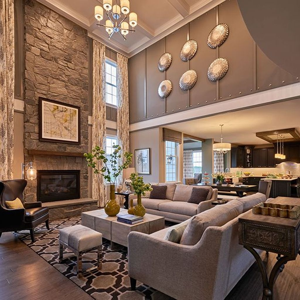 Affordable Family Room Décor Ideas For Your Family01