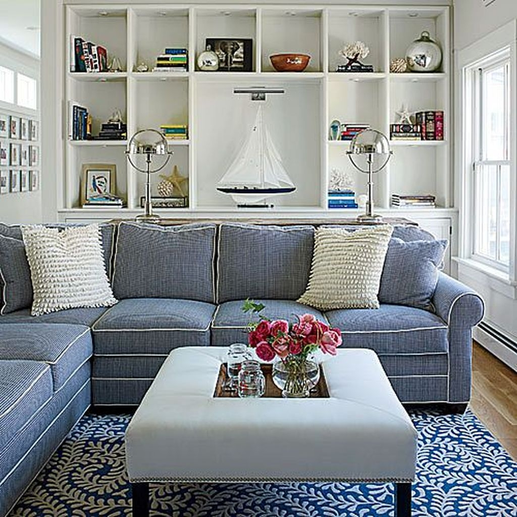 Affordable Family Room Décor Ideas For Your Family05