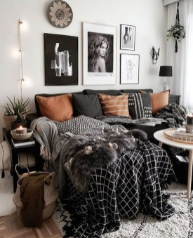 Affordable Family Room Décor Ideas For Your Family18