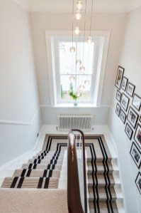Beautiful Color Ideas For Your Stairs Decoration36