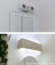 Captivating Diy Lighting Ideas For Small Apartment27