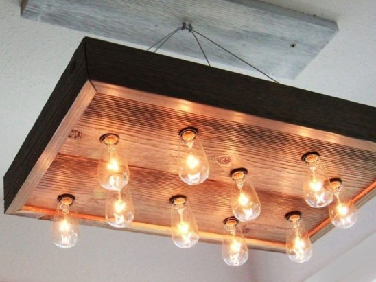 Captivating Diy Lighting Ideas For Small Apartment47