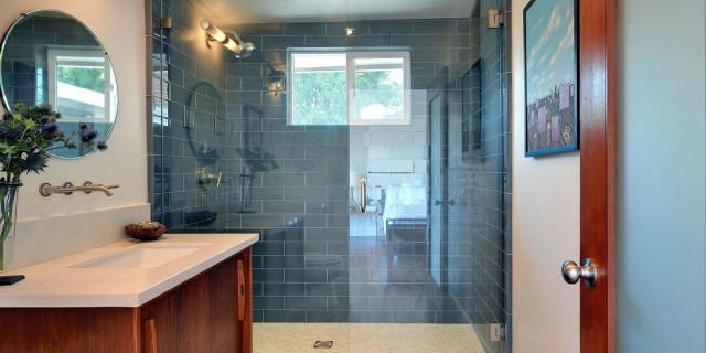 Catchy Subway Tiles Application Ideas For Bathroom17