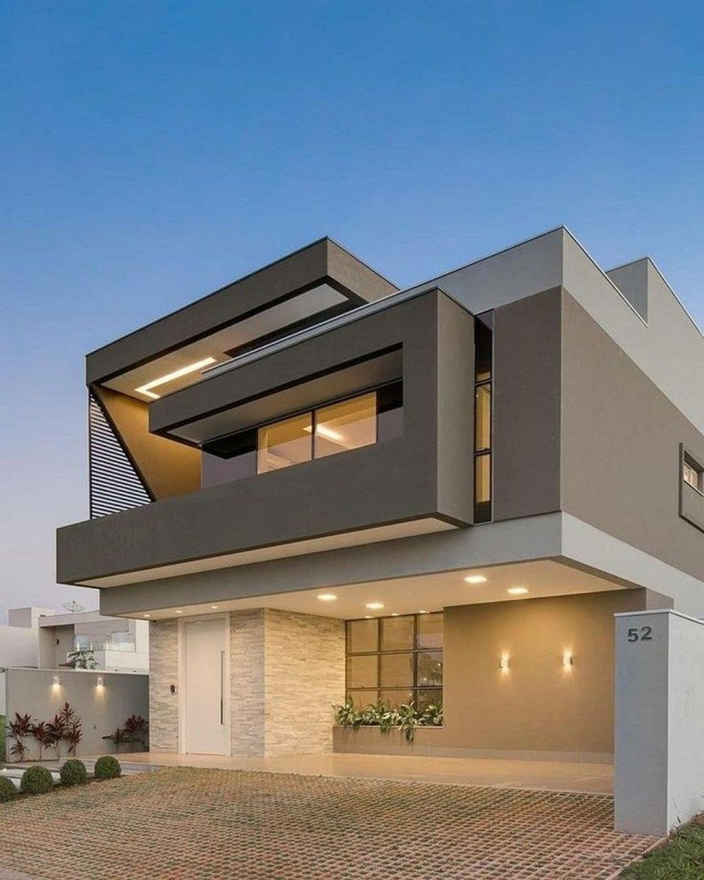 Charming Minimalist House Plan Ideas That You Can Make Inspiration20