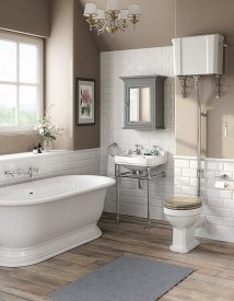 Charming Traditional Bathroom Decoration Ideas Just Like This14