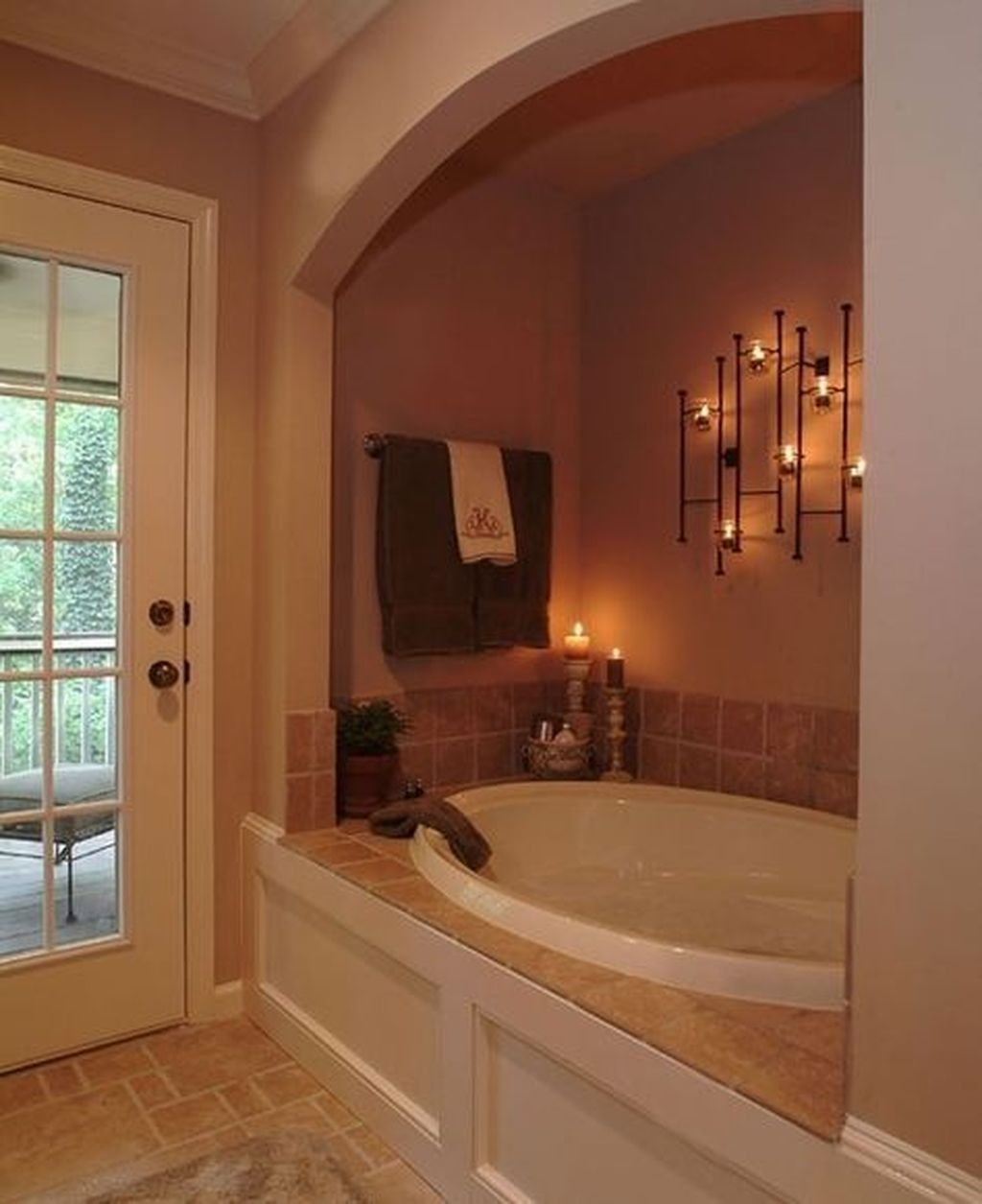 Charming Traditional Bathroom Decoration Ideas Just Like This32