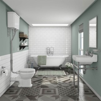 Charming Traditional Bathroom Decoration Ideas Just Like This37