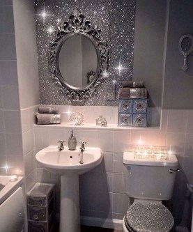 Classy Bathroom Décor Ideas06