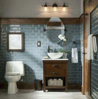 Classy Bathroom Décor Ideas08