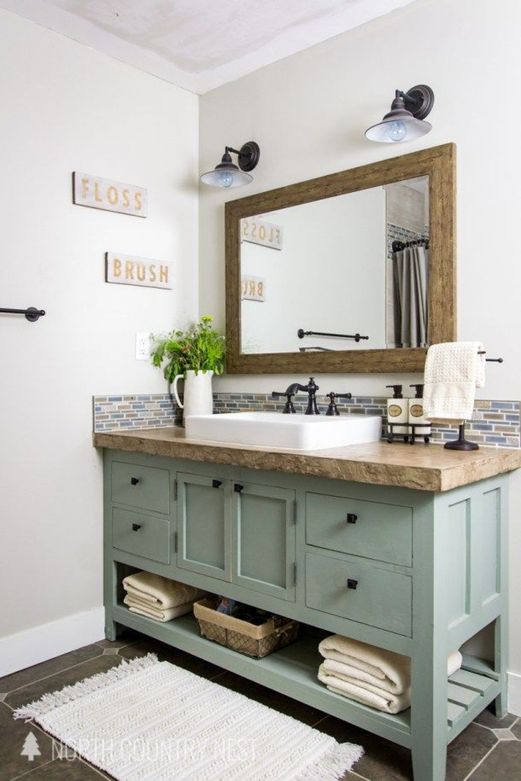 Classy Bathroom Décor Ideas42
