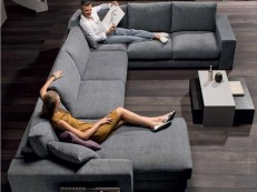 Comfortable Sutton U Shaped Sectional Ideas For Living Room02