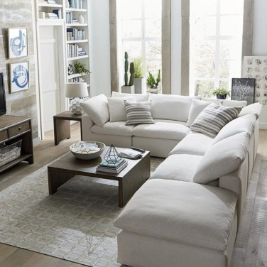 Comfortable Sutton U Shaped Sectional Ideas For Living Room31